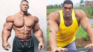 15 Strongest Athletes Who Look Like Bodybuilders