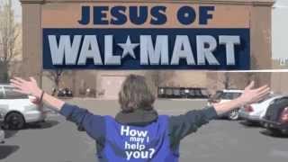 Jesus of Walmart
