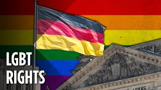 Why Is Germany So Divided On Gay Rights?