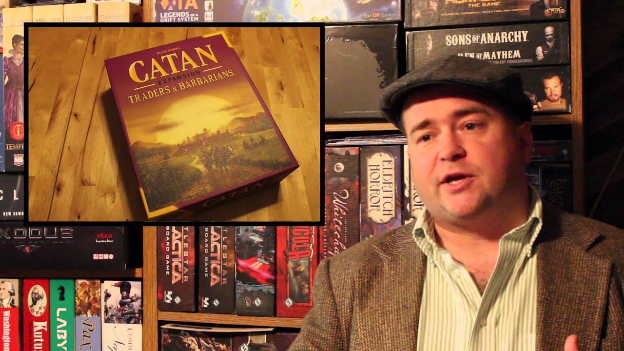 Catan  Traders   Barbarians, 5th Edition - YouTube dbab103d220