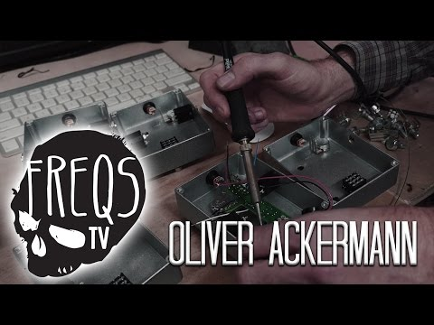 EFFECT PEDALS: DEATH BY AUDIO & OLIVER ACKERMANN // DIYfreqs