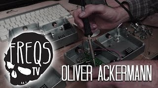 EFFECT PEDALS: DEATH BY AUDIO & OLIVER ACKERMANN // DIYfreqs thumbnail