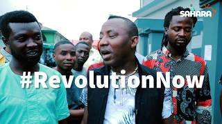 Over 20 Cities Have Signed Up For Revolution Now- Omoyele Sowore