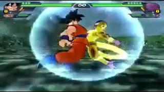 fusões prováveis e improváveis Dragon ball Z  Budokai
