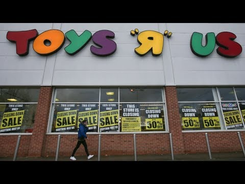 Who Killed Toys R Us? I Opinion