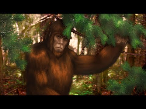 AJ - The FBI Investigated Bigfoot in the '70s & Just Released the Report