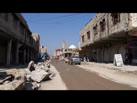 القصف أفقد الآلاف سمعهم في الموصل  - نشر قبل 13 دقيقة