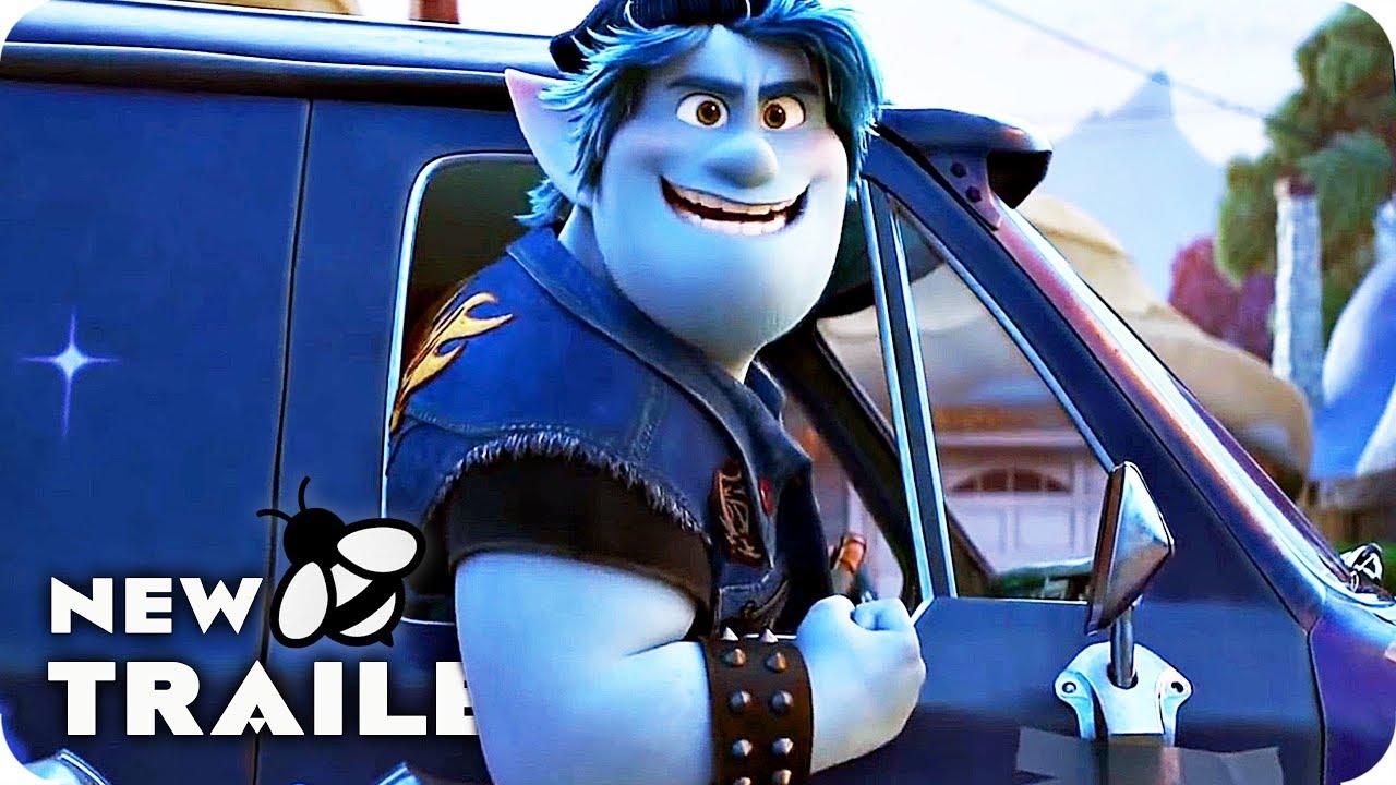 ONWARD Trailer (2020) Tom Holland. Chris Pratt Pixar Movie - YouTube