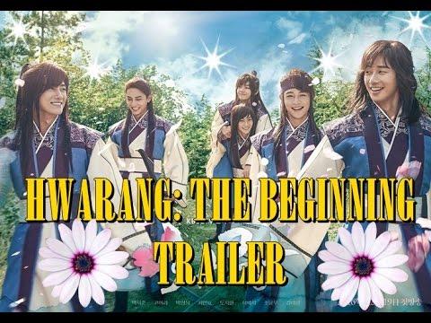 Hwarang: The Beginning trailer   화랑 : 더 비기닝