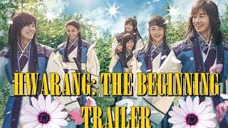 Video Hwarang: The Beginning trailer | 화랑 : 더 비기닝 download MP3, 3GP, MP4, WEBM, AVI, FLV April 2018