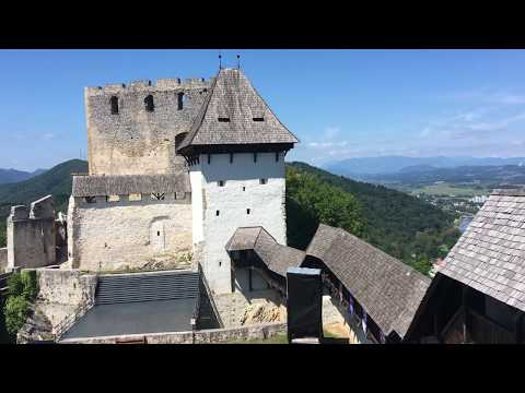 Sabotin Hike | Celje Castle Slovenia 2017