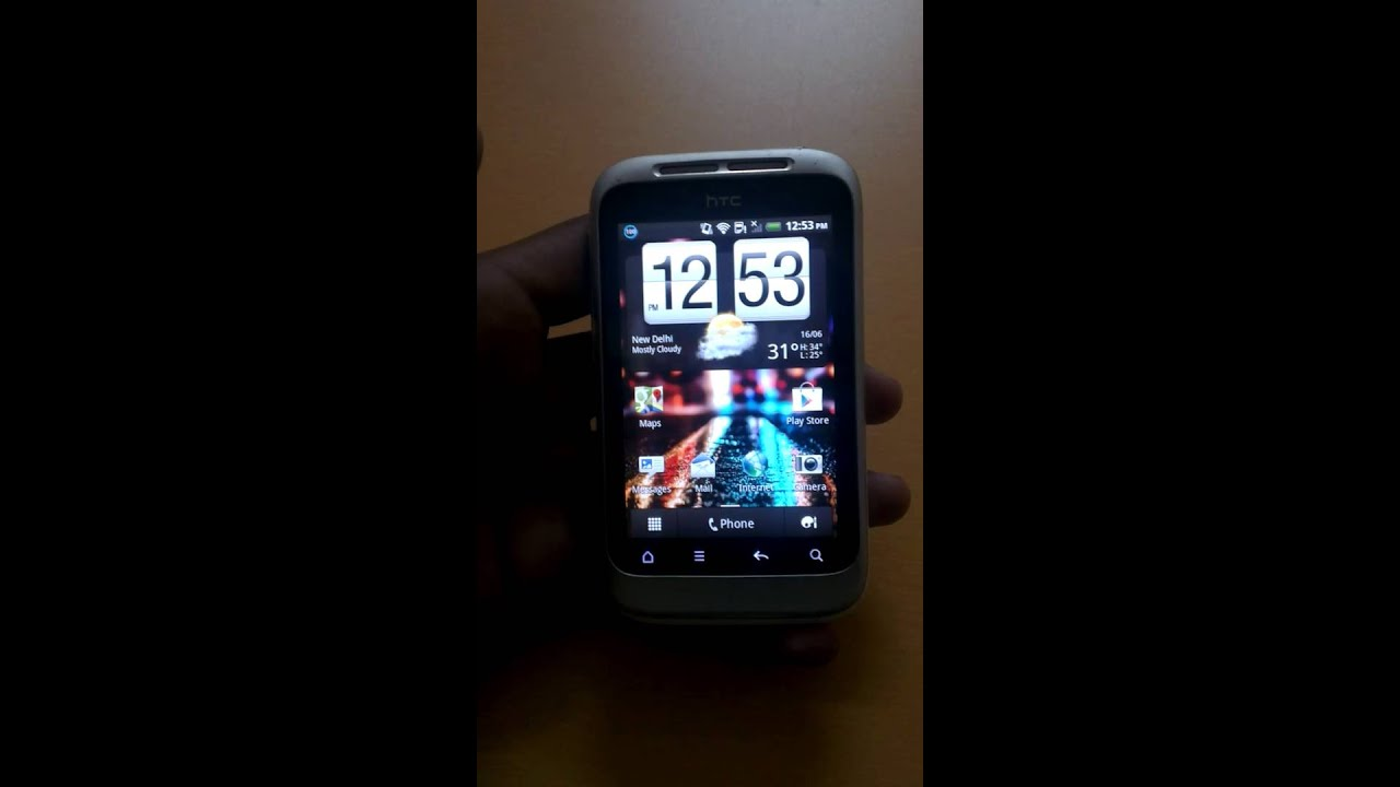 How to increase internal memory htc wildfire s without rooting — photo 1