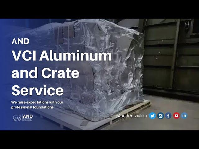 ANDENİZCİLİK A.Ş. | Cargo Project & Lashing Service