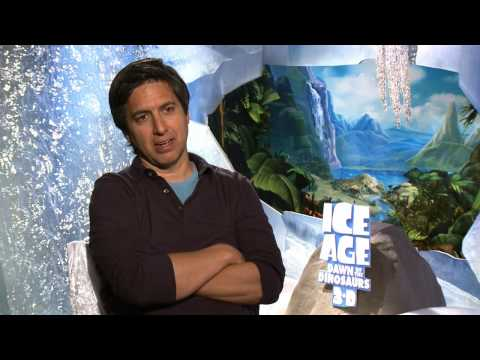 Ray Romano interview for his new animated movie in HD