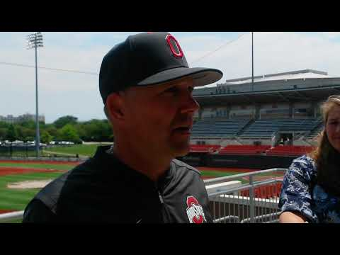 Ohio State Baseball Coach Greg Beals