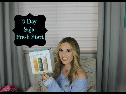 3 Day Suja Fresh Start