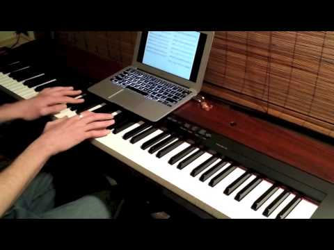 変わらないもの Kawaranai Mono- The girl who leapt through time piano solo