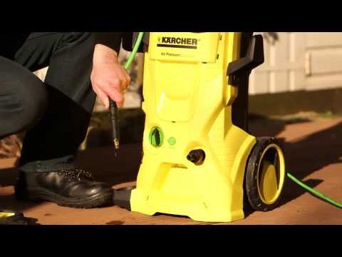 How To Set Up Your Kärcher Pressure Washer
