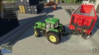Opryskiwaczem w Pole E21 | Farming Simulator 19