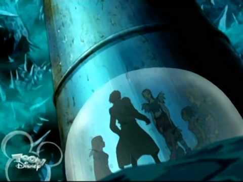 w.i.t.c.h. the underwater mines