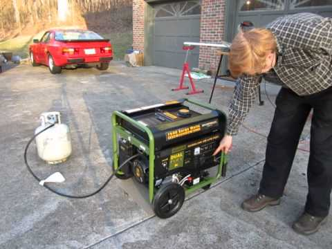 Traditional Generator Vs Inverter Generator Doovi