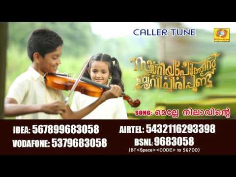 Melle | Zacharia Pothen Jeevichirippundu New Film Song 2017 | Ullas Unnikrishnan | Manoj K Jayan