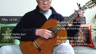 AI VỀ SÔNG TƯƠNG  -- Thông Đạt (Nhạc sĩ Văn Giảng)