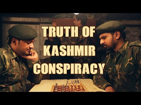 Kashmir Conspiracy | A lesson to be learnt by Kashmir | 26th july #vijaydiwas