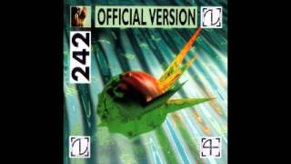 Front 242 - Official Version - 03 -  Television Station