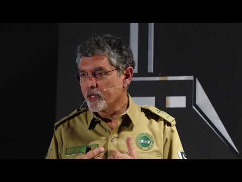 Protecting Wilderness In Pakistan | Dr Anis Ur Rahman | TEDxLahore