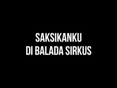 Yura Yunita - Balada Sirkus (Lirik)