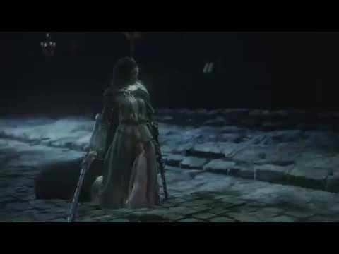 Dark Souls 3 - Фридэ, Отец Ариандель и Безымянный король
