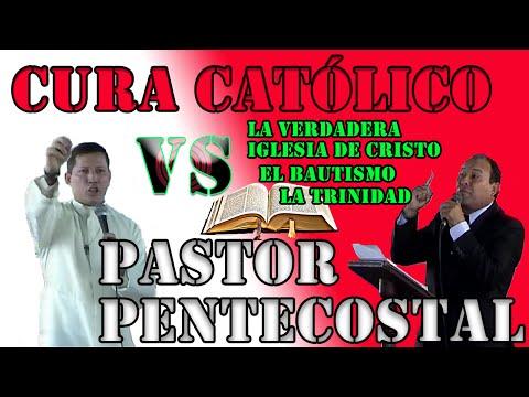 Pastor Pentecostal vs Cura Católico (Completo) [Encuentro Ecuménico] Pbro. Luis Toro