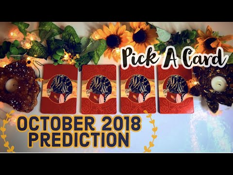 October General Reading (Pick A Card) See What's Coming For You!