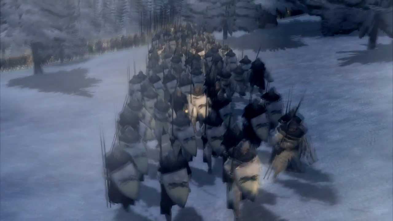 Westeros - Total War House Stark Promotion - YouTube