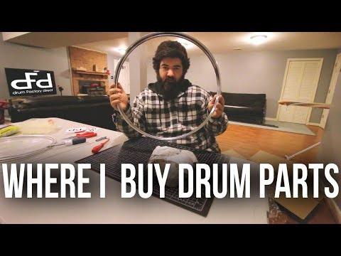 Where I Buy Drum Parts From