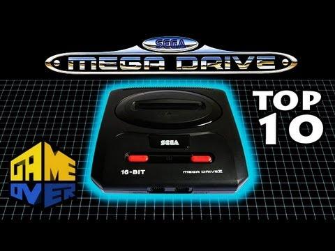 Resultado de imagem para mega drive top 10
