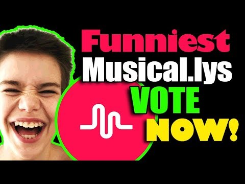 Who had the Best Musical.ly Videos? Vote now!