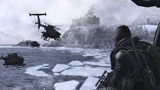 DARING ESCAPE CAPTAIN PRICE from Gulag ! Call of Duty 4 Modern Warfare 2
