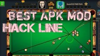 APK MOD HACK LINE FOR ALL GAME BILLIARD