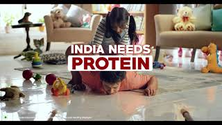 India on Playing with Kids | Muscle Health | Protinex