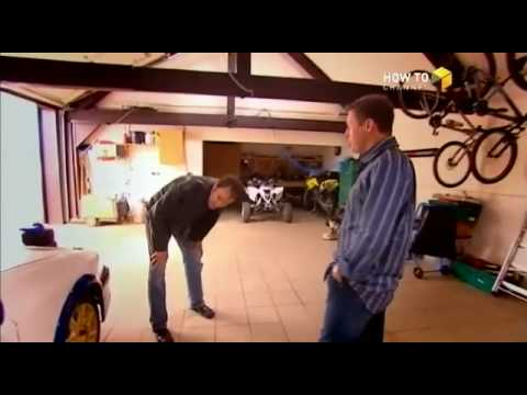 Colin mcrae 39 s garage 2006 youtube for Garage colin montrouge