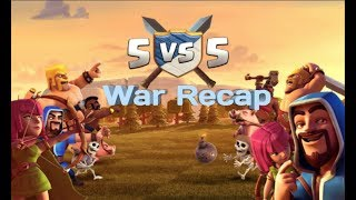 War Recap | Clash of Clans