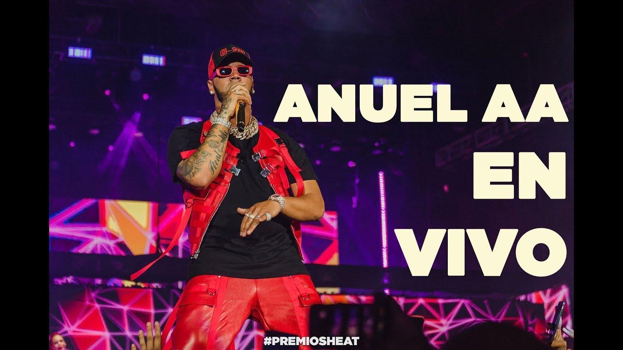 Presentación ANUEL AA| Premios HEAT | Punta cana 2019
