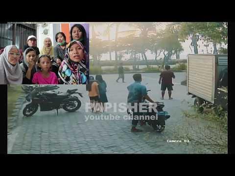 VIDEO TSUNAMI INI BIKIN KAMI MERINDING