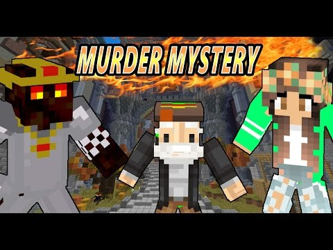 The Super Secret Detective - Hypixel Murder Mystery