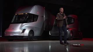 Download Tesla Semi & Roadster Unveil Mp3 and Videos