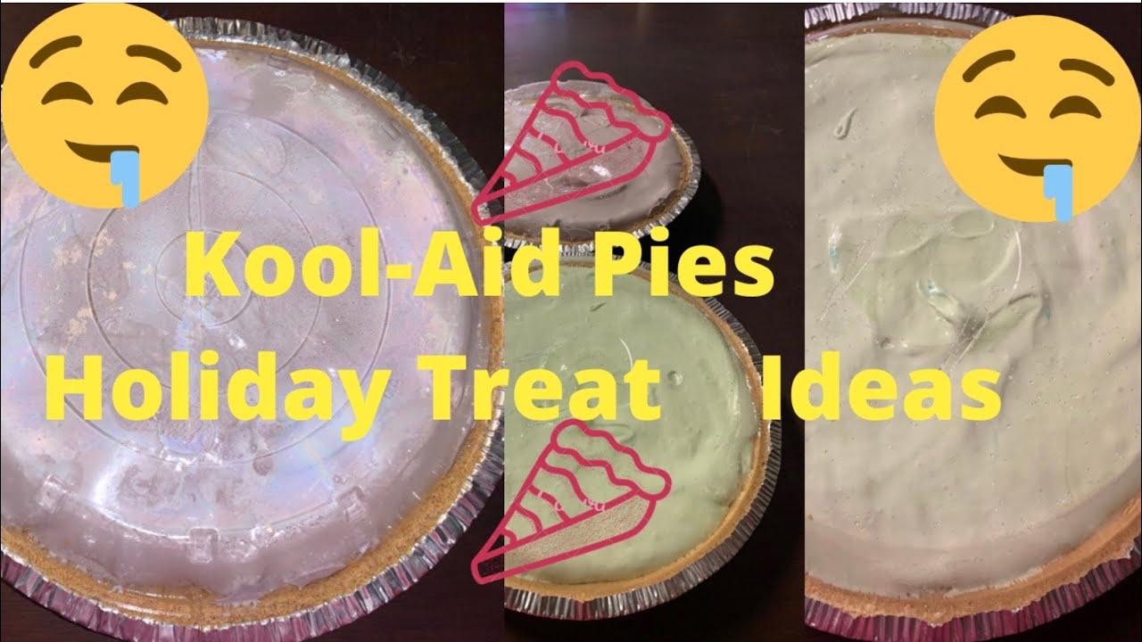 Holiday Treat Ideas Homemade Kool-Aid