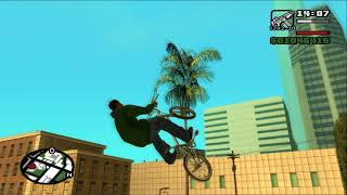 【TAS】Grand Theft Auto; San Andreas ロスサントス番外編