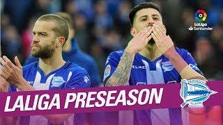 LaLiga Preseason 2018/2019: Deportivo Alavés